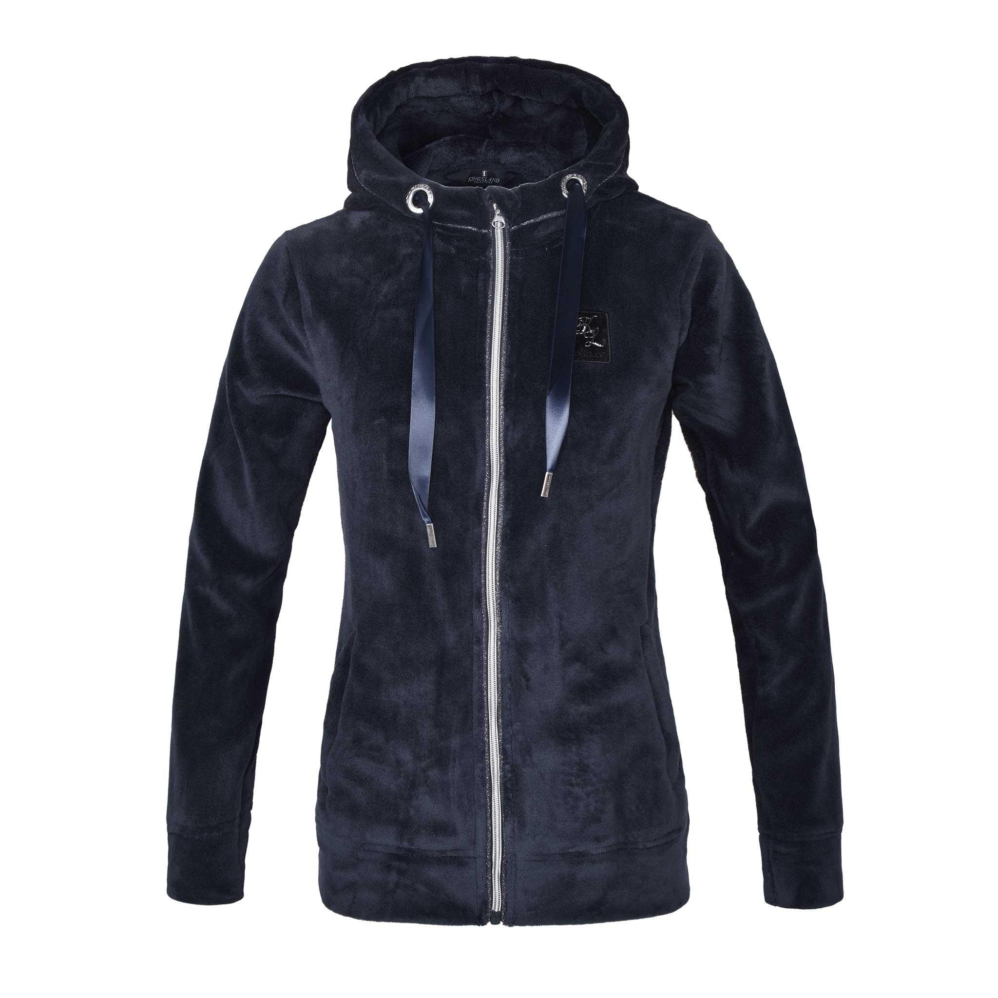 Kingsland Ida Ladies Coral Fleece Jacket