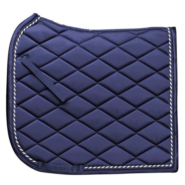 SD Design Classic Dressur Sadelunderlag i Montana Blue