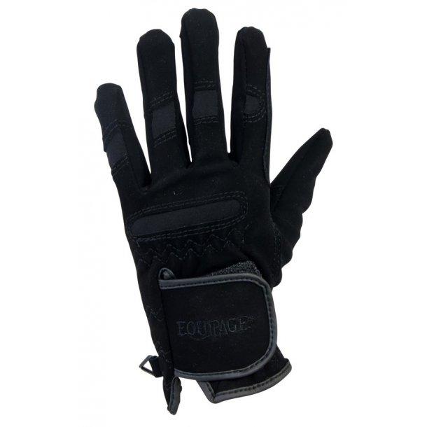 Handske i Domy Suede med velcrolukning.
