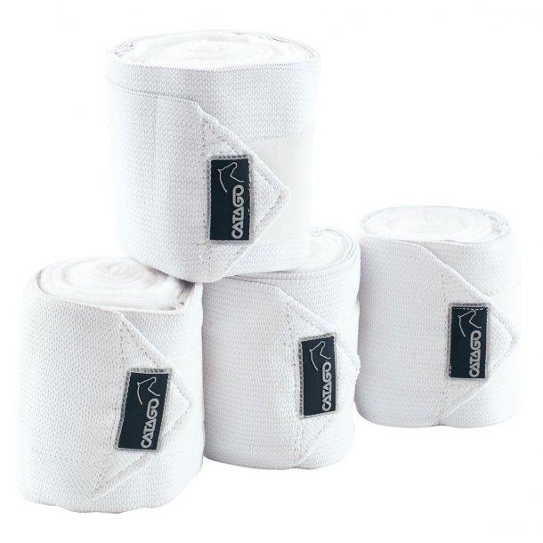 CATAGO Elastikbandager med fleece - 4 stk.