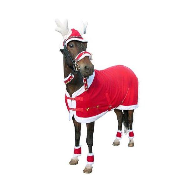 HorseGuard Jule-fleecedækken